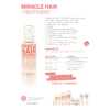 Kép 2/2 - Miracle Hair Treatment Krém - hő és UV védő 125 ML