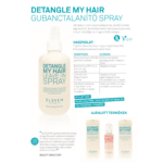 Kép 2/2 - Detangle My Hair - hajban maradó, gubanctalanító spray 250 ml