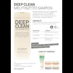 Kép 2/2 - Deep Clean - mélytisztító sampon 300ml