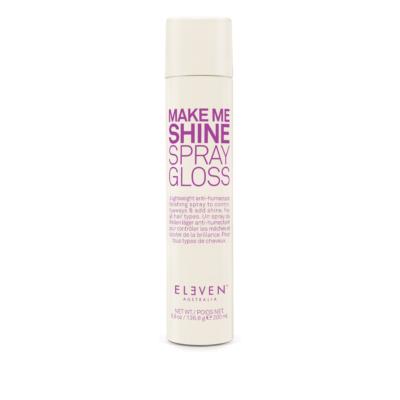 Make Me Shine - hajfény és szöszösödésgátló spray 145 g környezetkímélő hajtógázas