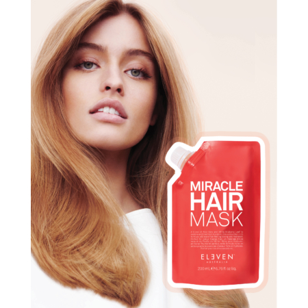 Miracle Hair MASK 200ml kiöblítendő pakolás