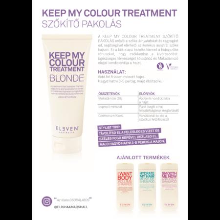 Keep My Color Treatment - pakolás 200 ML
