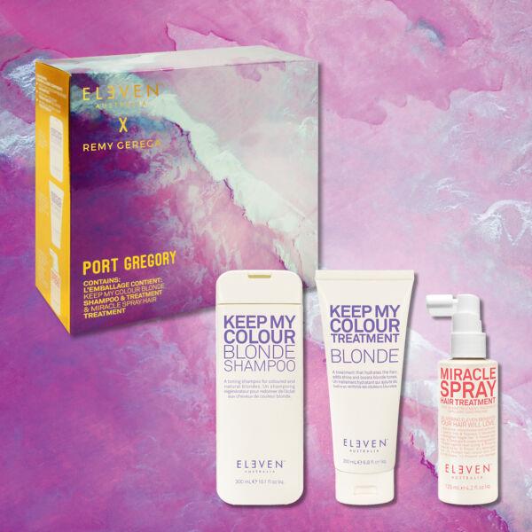 Port Gregory Blond Trió csomag (3 termék kedvezőbb áron)