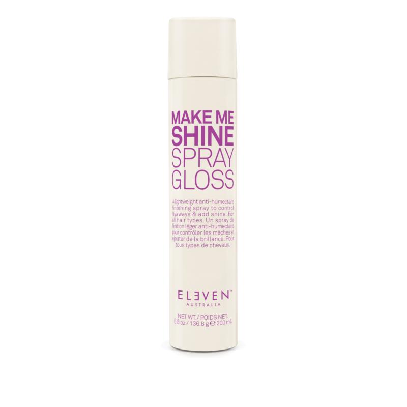 Make Me Shine - hajfény és szöszösödésgátló spray 200 ml környezetkímélő hajtógázas