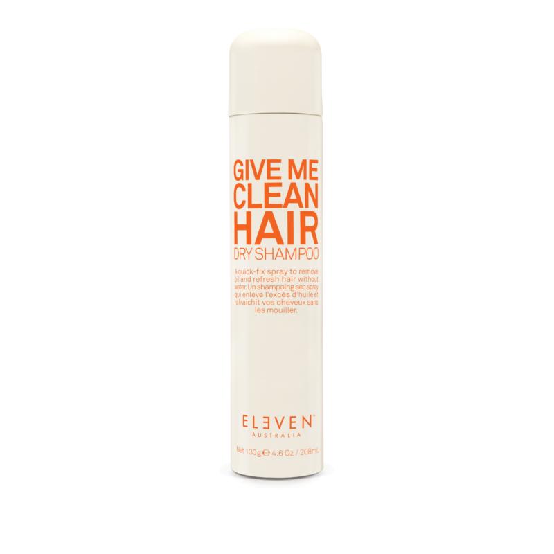 Give Me Clean Hair - Szárazsampon 200 ml (környezetkímélő hajtógázzal)