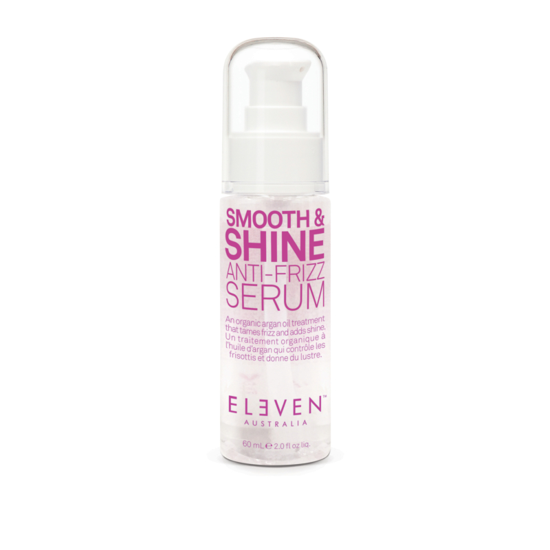 Smooth & Shine Anti-Frizz hajvégápoló argán olaj 60 ML