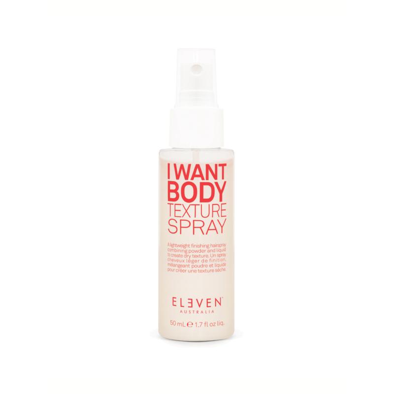 I Want Body Texture Spray utazó méret 50ml