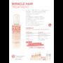 Kép 2/2 - Miracle Hair Treatment - Limitált kiadás +40% hő és UV védő 175 ML piros